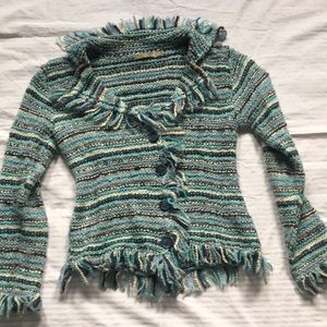 Relais knitwear (Anthropologie) sweater small